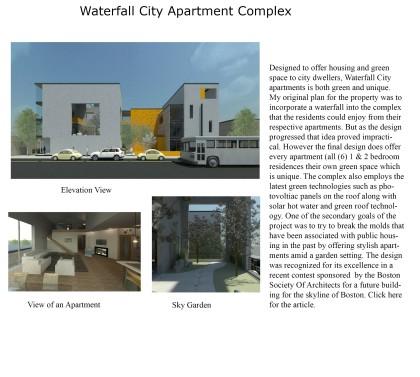 waterfall city page
